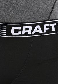 Craft - GREATNESS  - Pants - black/white - 3