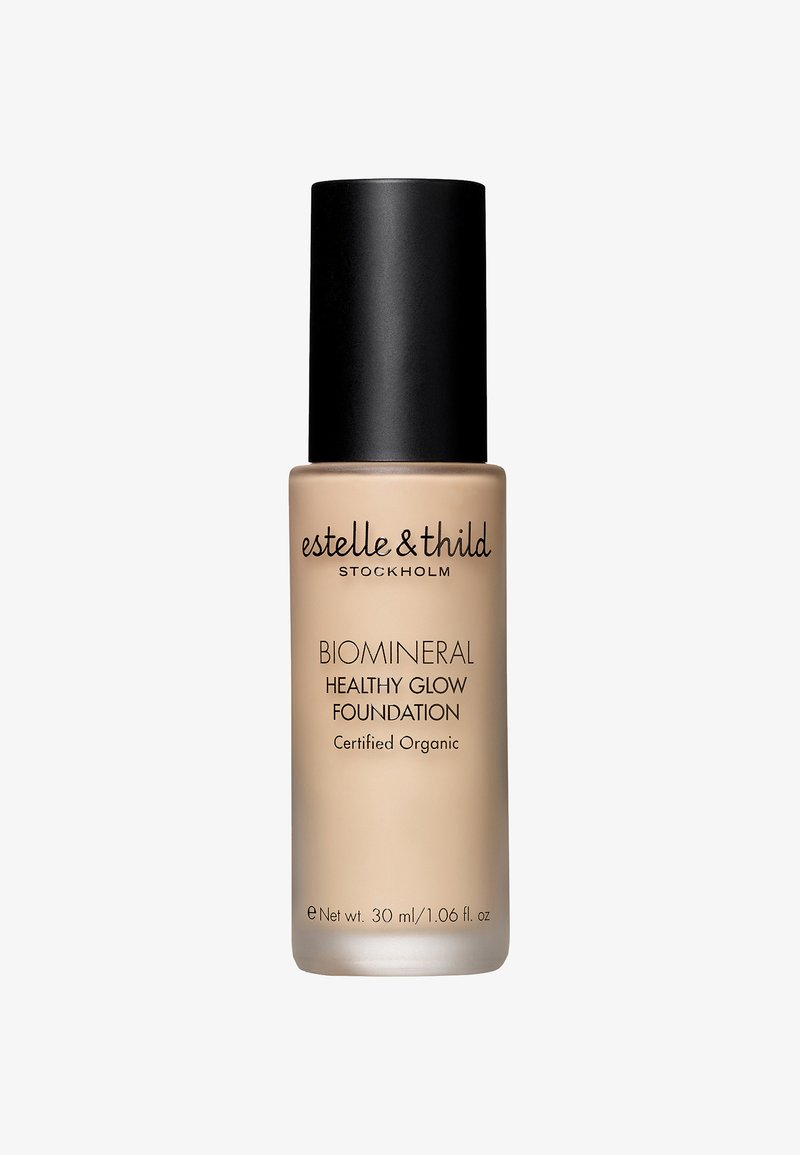 Estelle & Thild - BIOMINERAL HEALTHY GLOW FOUNDATION 30ML - Foundation - 111 light pink