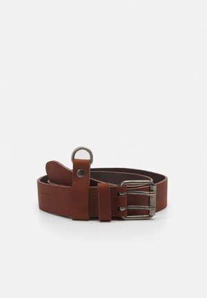 JACMICHIGAN KEYHANGER - Belt - cognac