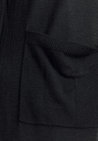 Kaffe Curve - KCSANDY CARDIGAN - Cardigan - black deep - 6