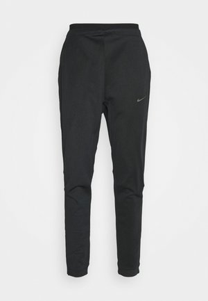 PANT CAPRA - Tracksuit bottoms - black/iron grey