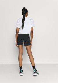 The North Face - TANKEN SHORT - Sports shorts - black - 2
