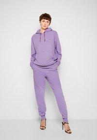PS Paul Smith - ZEBRA HOODIE - Sweatshirt - purple - 4