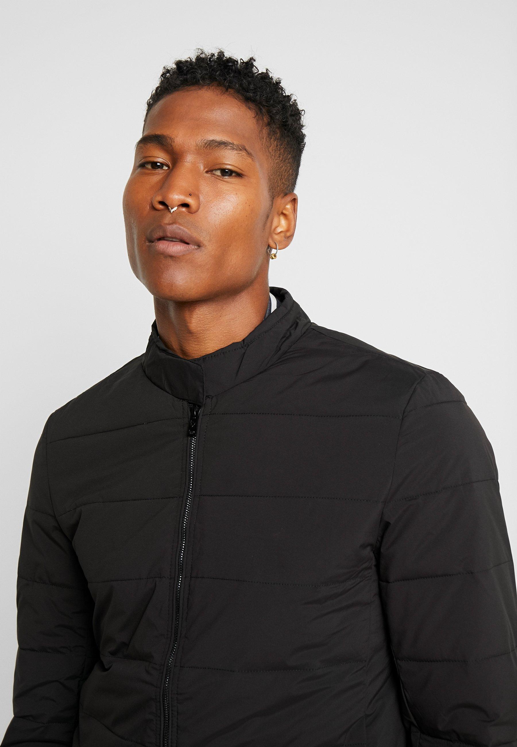 Gianni Lupo GIUBBOTTO - Lett jakke - black