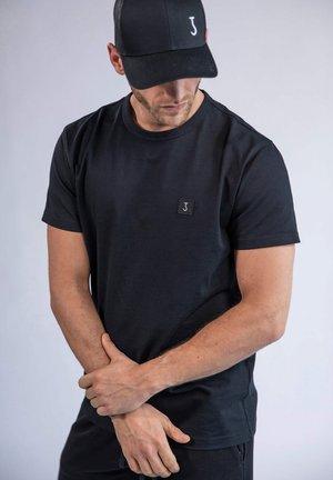 T-shirt basic - off black