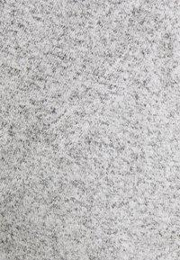 Lindex - NIGHT WRAP MOA - Pyjama top - grey melange - 2