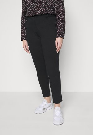 PCFIE PANTS - Trousers - black