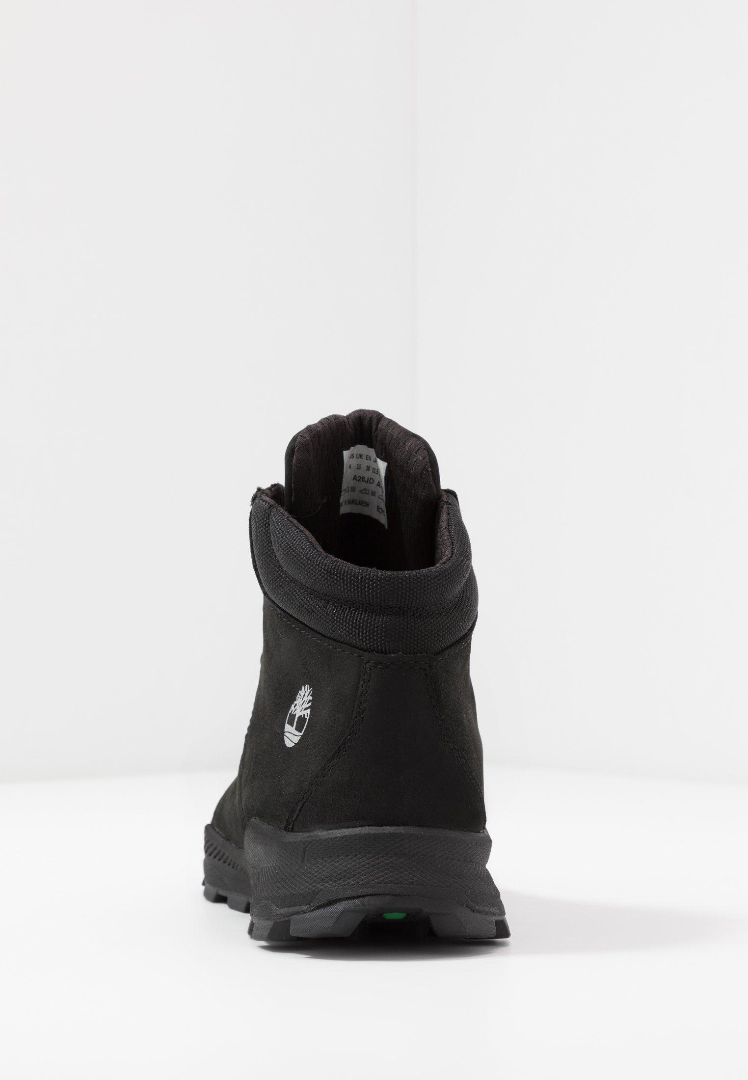 BROOKLYN HIKER Höga sneakers black