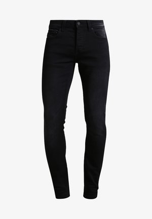 ONSLOOM JOG - Džíny Slim Fit - black