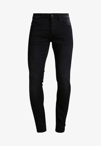ONSLOOM JOG - Slim fit jeans - black