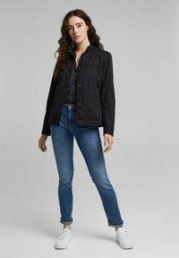 edc by Esprit - Summer jacket - black - 1