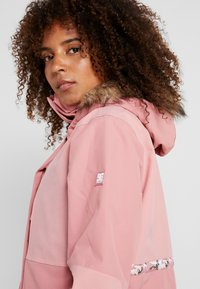 DC Shoes - PANORAMIC - Snowboard jacket - dusty rose - 6