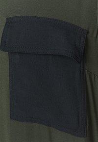 MAX&Co. - GLENDA - Shirt dress - khaki green - 2