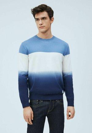 ALEX - Maglione - bright blue