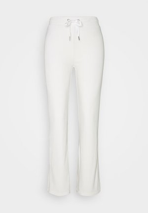 CECILIA TROUSERS - Joggebukse - cloud dancer