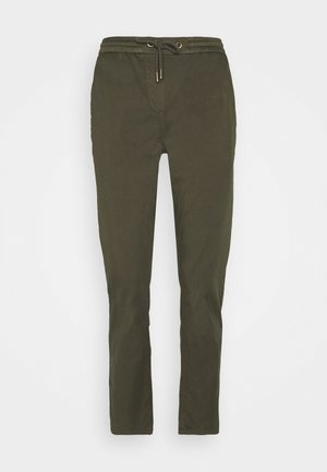 SC-SAMIRA 8-B - Trousers - dark army