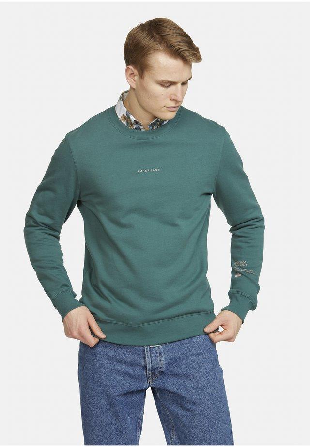 MARIAN - Sweatshirt - grün