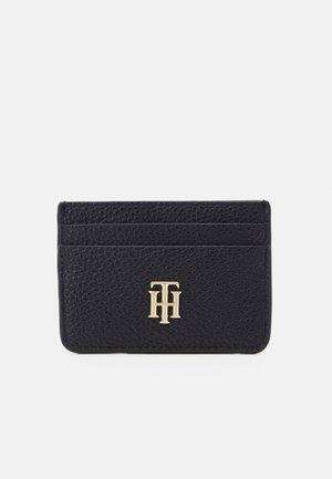 SOFT HOLDER - Business card holder - blue