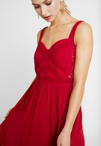 Little Mistress - MIDI - Vestito estivo - scarlet - 6