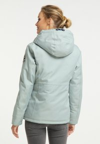 Schmuddelwedda - Winter jacket - rauchmint melange - 2