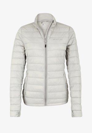 Winter jacket - pearl grey