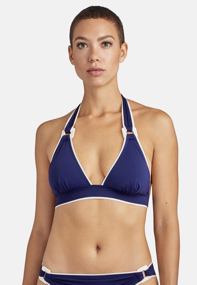 LA BAIE DES VAGUES - Haut de bikini - encre