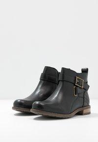 Barbour - BARBOUR JANE - Ankle boots - black - 4