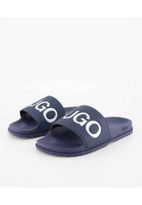 "HUGO - ""MATCH-SLID"" - Sandales de bain - marine - 1"