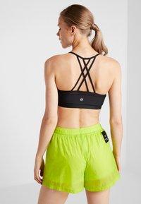Cotton On Body - STRAPPY CROP - Sports bra - black - 2