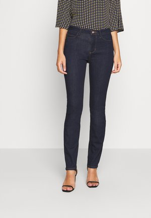 KATE - Jeans slim fit - clean rinsed blue denim