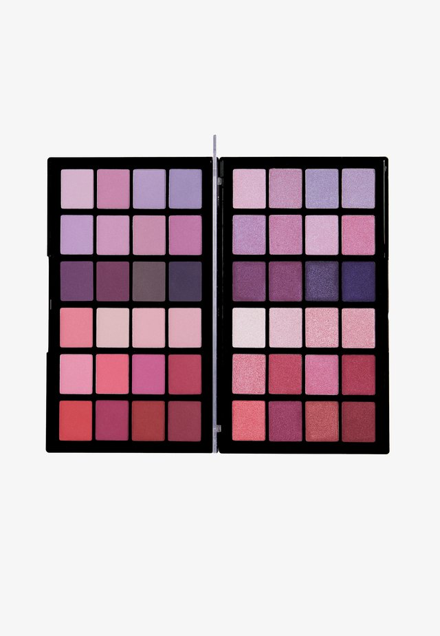 COLOUR BOOK EYESHADOW PALETTE - Palette fard à paupière - purples