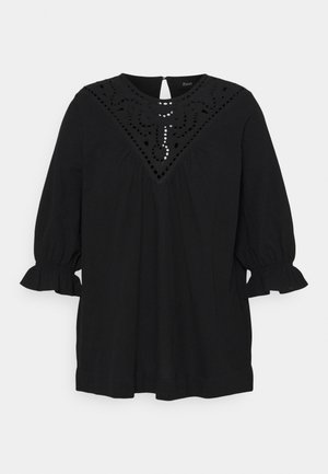 XDINA BLOUSE - Blůza - black