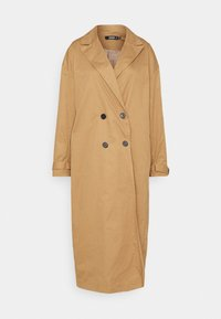 Missguided - Trenchcoat - brown - 0