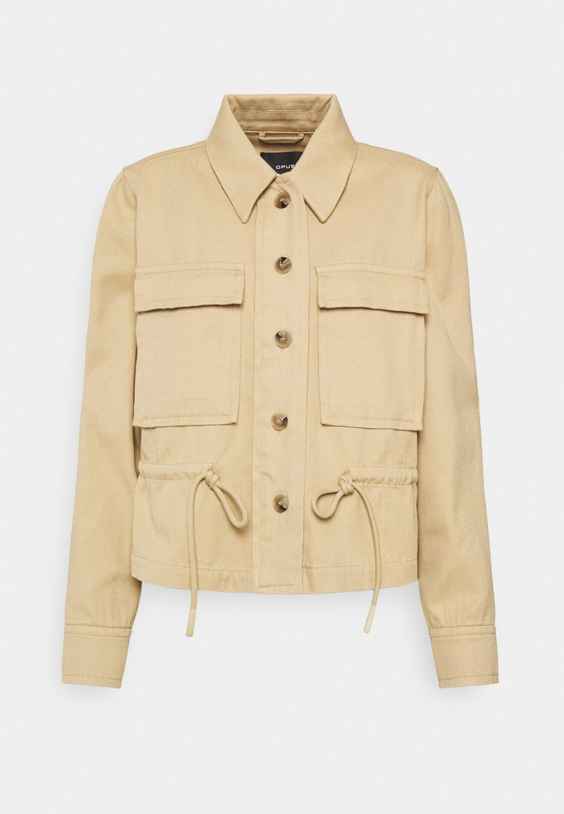 Opus - HAYANA - Summer jacket - pebble stone