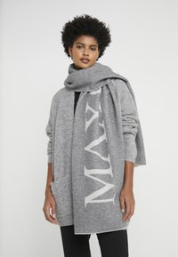 MAX&Co. - Szal - dark grey - 0