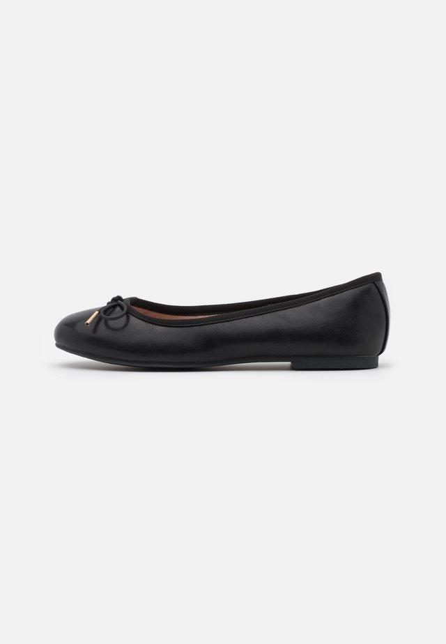 Ballerinat - black matt