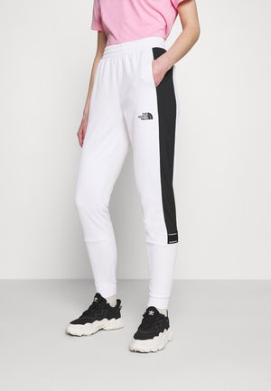 PANT  - Tracksuit bottoms - tnf white
