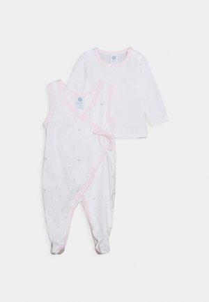 OVERALL  - Pyjamas - white pebble