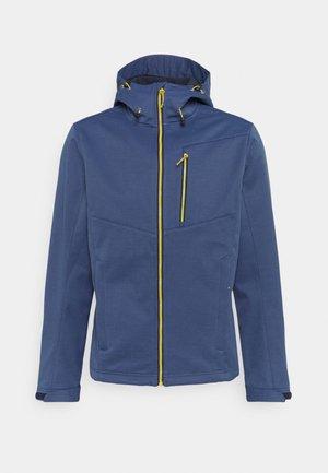BALLARD - Softshellová bunda - navy blue