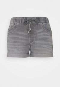 edc by Esprit - Denim shorts - grey medium wash - 0