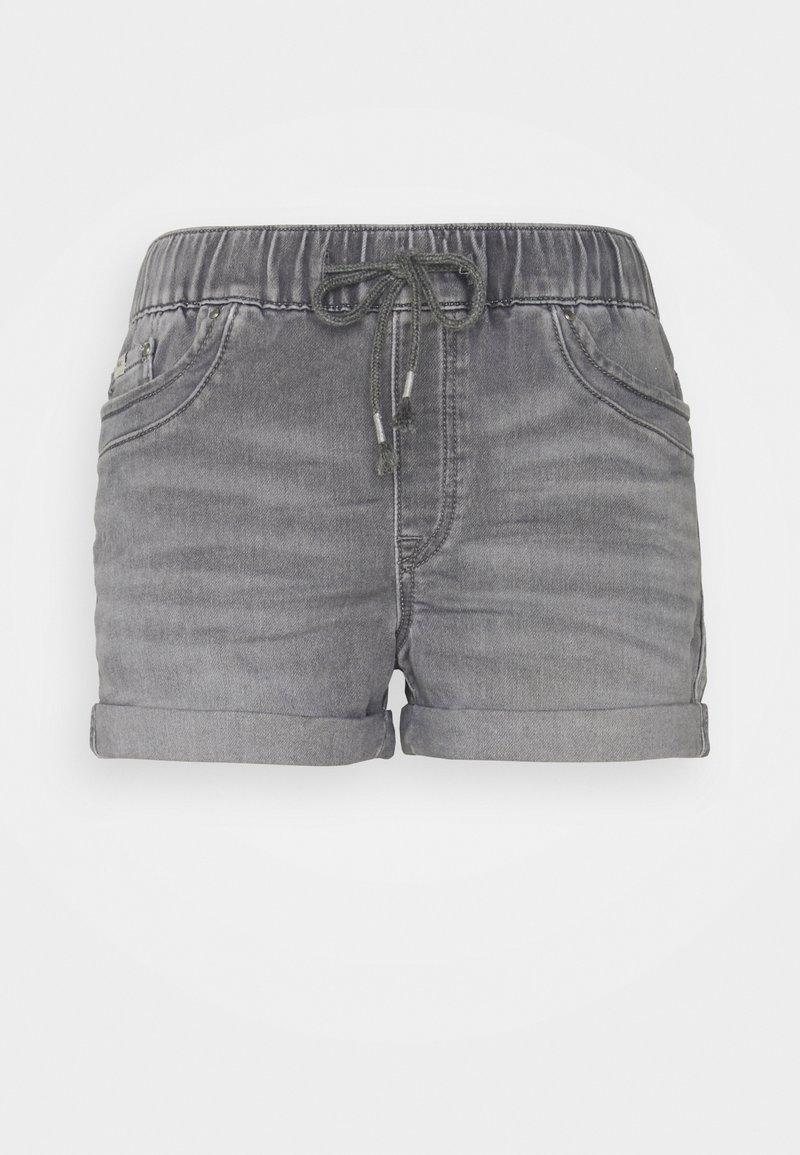edc by Esprit - Denim shorts - grey medium wash