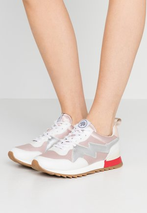 Trainers - rose/nude