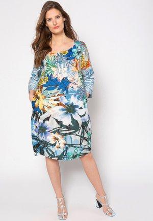 Day dress - clematisblau