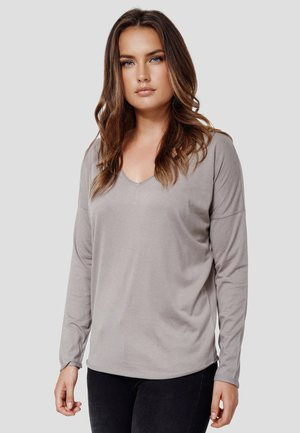 NOELLE - Long sleeved top - new taupe
