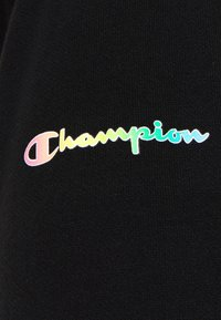 Champion - HOODED - Sweatshirt - black - 4