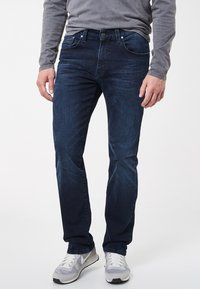 Pioneer Authentic Jeans - RANDO - Straight leg jeans - dark blue denim - 0
