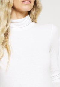 Anna Field - Top sdlouhým rukávem - off-white - 5