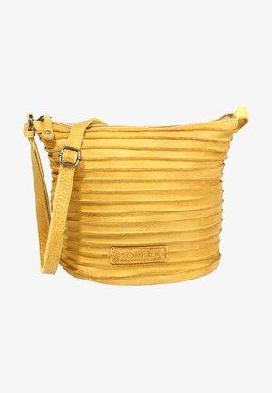 RIFFELINCHEN - Across body bag - sunny yellow