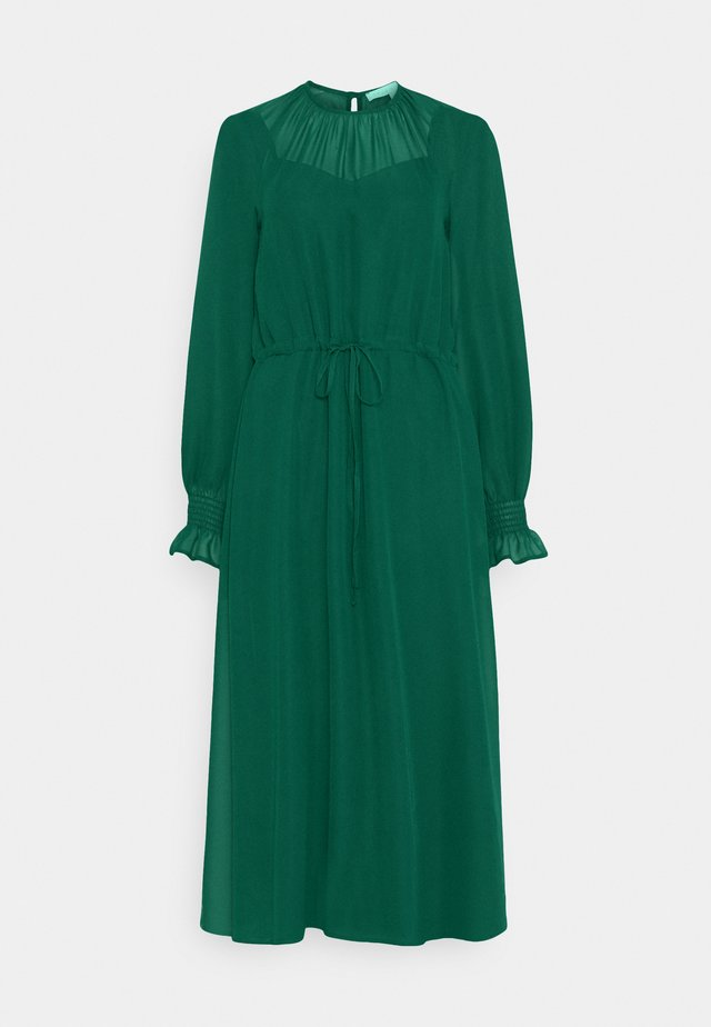 DRESS - Day dress - emerald