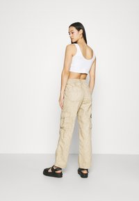 BDG Urban Outfitters - MARBLE SKATE JEAN - Pantaloni - beige - 2